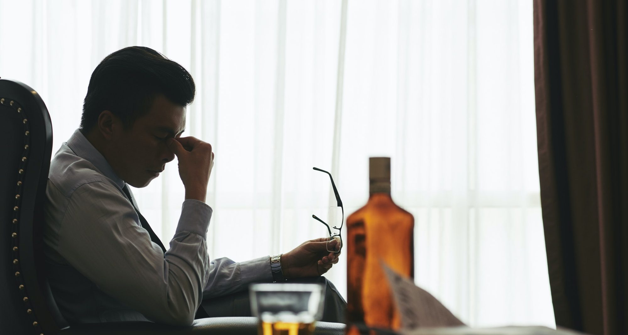 cope with depression at home